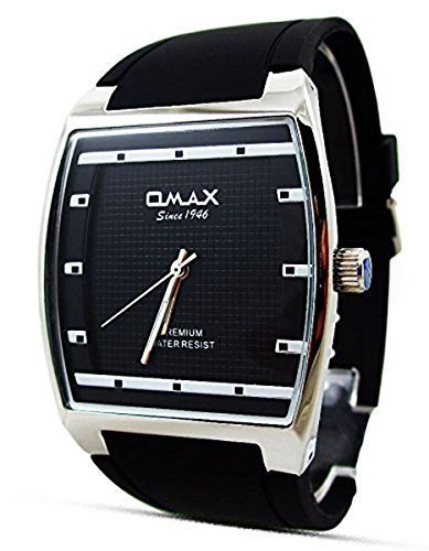 nueva-moda-vestido-estilo-omax-mens-muneca-reloj-correa-negra-frontera-de-plata-dial-analogico-cuarz