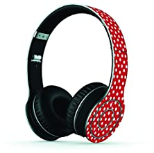 buy Red Christmas Dots Skin/Decal Compatible With Beats Wireless