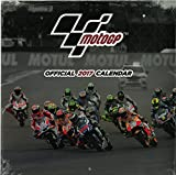 2017 Moto GP Official Calendar (Square)