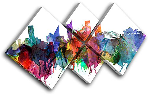 bold-bloc-design-sydney-watercolour-abstract-city-114x57cm-canvas-art-print-box-framed-picture-wall-