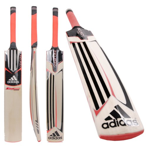 Adidas Incurza Club Junior Grade 3 English Willow Cricket Bat (V87542) rrp£90