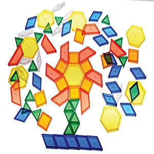 Light Table Pattern Blocks