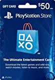 $50 PlayStation Store Gift Card - PS3/ PS4/ PS Vita [Digital Code]