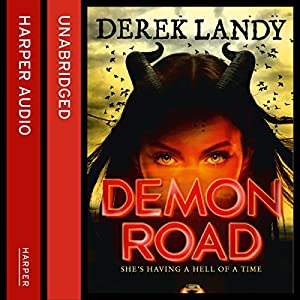 Demon Road Hörbuch