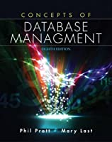Concepts of Database Management, 8th Edition