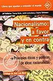 img - for Nacionalismo: A favor y en contra book / textbook / text book