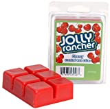 Jolly Rancher by Hanna's Candle 2-Ounce Jolly Rancher Cherry Wax Melts