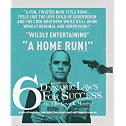 6 Dynamic Laws for Success in Life, Love & Money [Blu-ray]