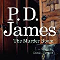 The Murder Room (       UNABRIDGED) by P. D. James Narrated by Daniel Weyman