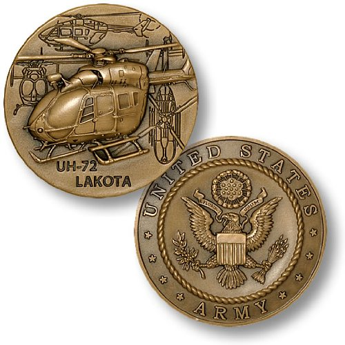 UH-72 Lakota Challenge Coin