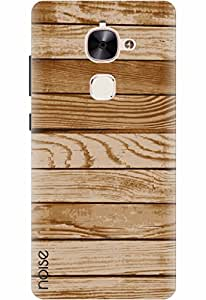 Noise Designer Printed Case / Cover for LeEco Max2 / Wood / Woods Design