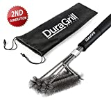 BBQ Grill Brush by DuraGrill - 18