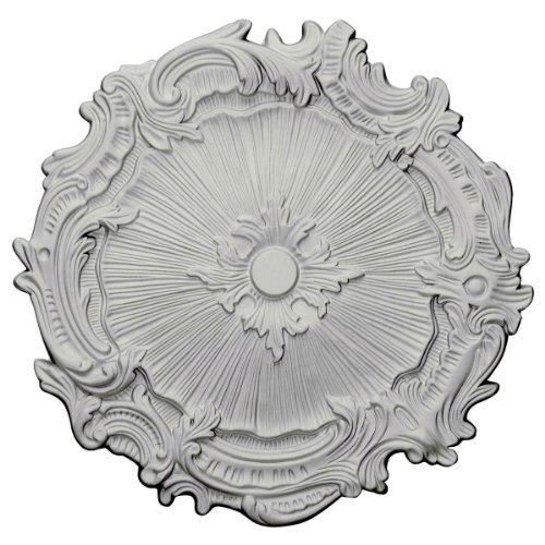 Plymouth Ceiling Medallion - 16.75 diam. in.