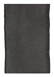 Shree Balaji Textiles Men's Poly Cotton Trousers Fabric (Grey)