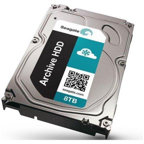 Seagate ST8000AS0002 interne Festplatte 8000GB (8,9 cm (3,5 Zoll), 5900rpm, 128MB Cache, SATA lll)