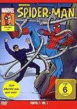 Original Spider-Man Staffel 1, Vol. 1