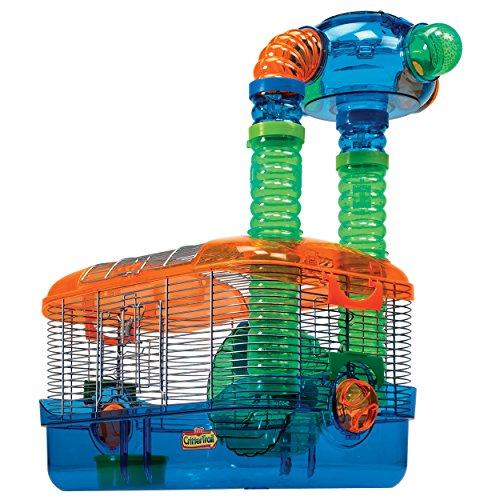 Kaytee Critter Trail Triple Play 3 in One Habitat for Hamsters 51EaHu0riwL