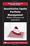 img - for Quantitative Equity Portfolio Management: Modern Techniques and Applications (Chapman and Hall/CRC Financial Mathematics Series) book / textbook / text book