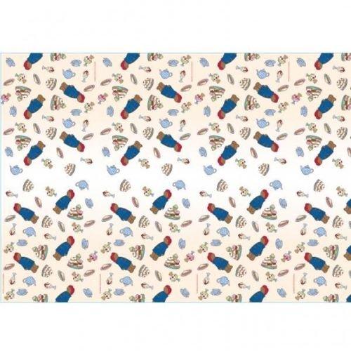 Paddington Bear Party Plastic Tablecover