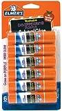 Elmer's Disappearing Purple School Glue Sticks, 0.21 oz, Pack of 6 (E1560)