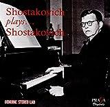 Shostakovich Plays..