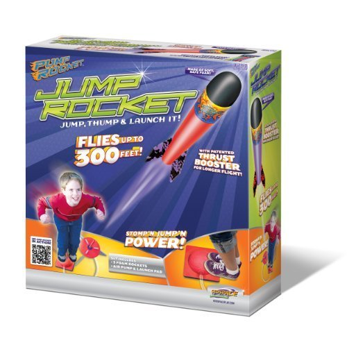 Jump Rocket Geospace Launcher