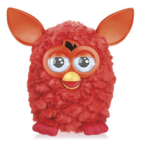 Furby - Phoenix Orange - Red