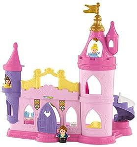 Disney Princess Little People Musical Dancing Palace