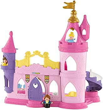 Fisher-Price Little People Musical Palace