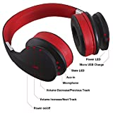 AUSDOM-Wireless-Bluetooth-40-EDR-On-Ear-Stereo-Headphone-AH2-Over-Ear-Headset-with-Built-in-Microphone