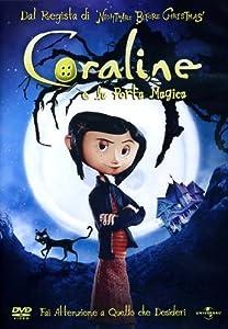 Coraline e la porta magica italian edition - Coraline e la porta magica film ...