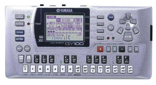 Sale!! Yamaha QY100 Music Sequencer