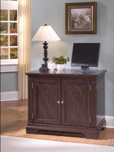 Home Style 5541 19 Windsor Compact Computer Desk Cherry