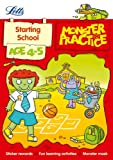 Carol Medcalf Starting School Age 4-5 (Letts Monster Practice)