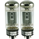 Tube Amp Doctor 6L6GC STR Premium Selected Vacuum Tube, Matched Pair (Color: Matched Pair)