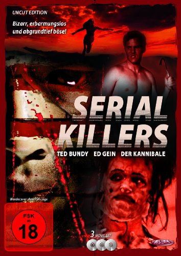 Serial Killers - Uncut Edition (3 DVDs)