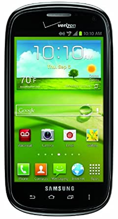 Samsung Galaxy Stratosphere II, Black 8GB (Verizon Wireless)
