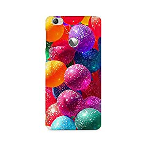 Mobicture Balloons Premium Printed Case For LETV 1S/LeEco 1S