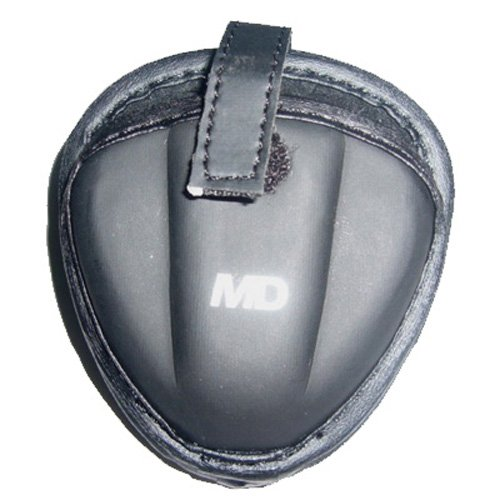 Malcom Distributors Headset Eva Carrying Pouch Case Md Blt-04 Compatible With Motorola H500 H550 H670 H700 H710 H715 H721 H730 Hs850 H350 H300 H3 Hs820 Hs810 Bluetooth Headset