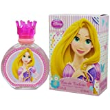 Disney Tangled Rapunzel Eau De Toilette Spray for Women,3.4 Ounce