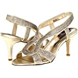 Bandolino Kierson Womens Dressy High Heel Sandals