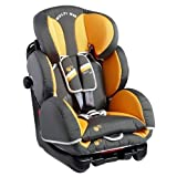 "UNITED-KIDS Autokindersitz Babyway, Orange inkl. ISOFIX-BASE, Gruppe I/II/III, 9-36 kgvon ""UNITED-KIDS"""