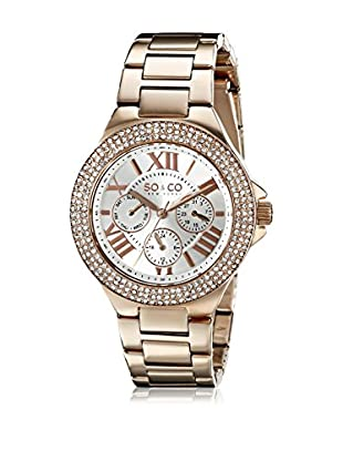 SO & CO New York Reloj Woman 5019.4 38 mm
