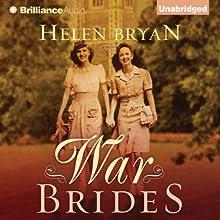 War Brides (       UNABRIDGED) by Helen Bryan Narrated by Tavia Gilbert