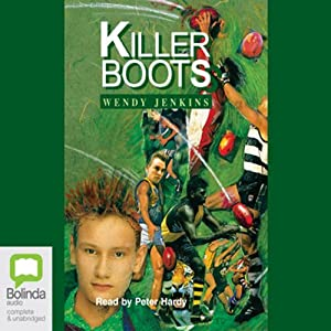 Killer Boots Audiobook