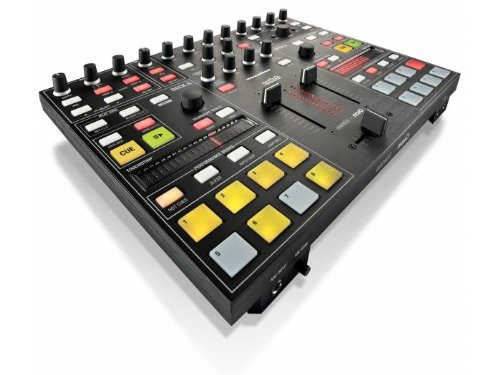 Novation Twitch Touchstrip Hardware Controller for the Digital DJ