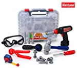 Durable Kids Tool Set, with Electroni...