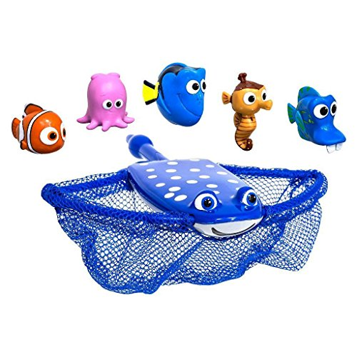 [SwimWays Disney Finding Dory Mr. Ray's Dive And Catch Game] (Mr Gold Lego Costume)