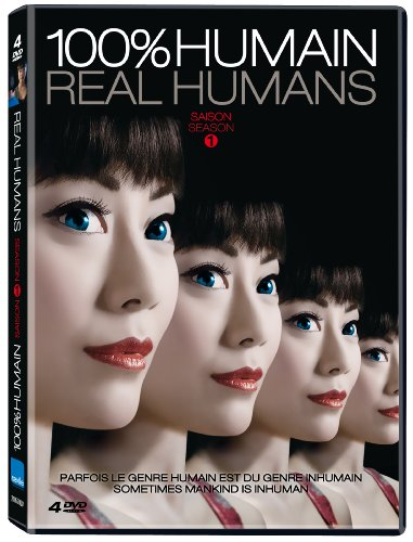 Sale alerts for eOne Films Real Humans // 100% Humain (Bilingual) - Covvet