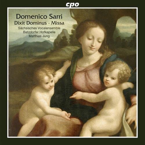 Sarri Domenico: Messa E Salmo 109